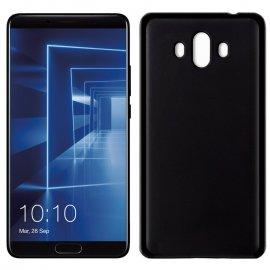 Funda Silicona Huawei P10 Mate Negra