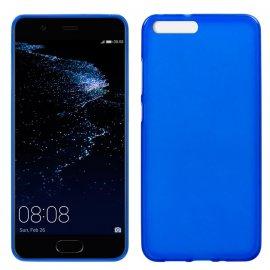 Funda Silicona Huawei P10 Mate Azul