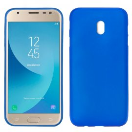 Funda Silicona Samsung Galaxy J5 2017 Azul
