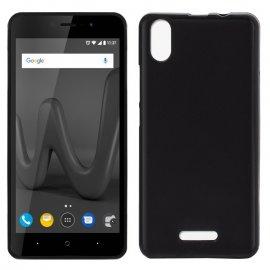 Funda Silicona Huawei Y6 Ii Negro