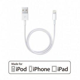 Cable Carga Iphone 5/6/7 Blanco