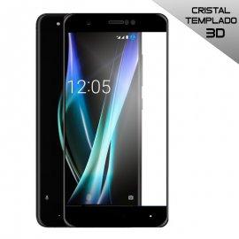 Protector Cristal Templado 3d Bq Aquaris U2 /u2 Lite / V