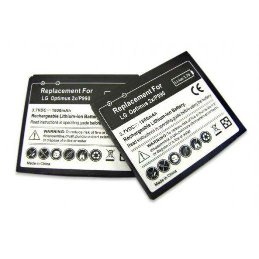 Bateria Generica Lg Optimus 3d P920 / Optimus 2x P990 Kgfl53hn - Foto 1