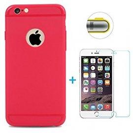 Funda Silicona Iphone X Iphone Xs Roja
