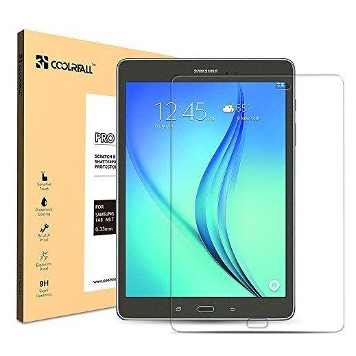 """Protector Cristal Templado Tablet Tab e de 9,6p"""" - Foto 1"""