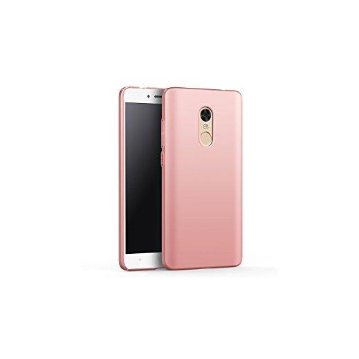 Funda Silicona Xiaomi Note 4x Rosa - Foto 1