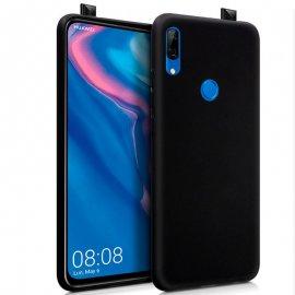 Funda Silicona Huawei P Smart Z Negra