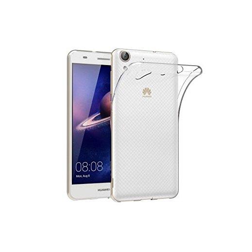 Funda Silicona Huawei Y6 Ii Honor 5a Trasparente - Foto 1
