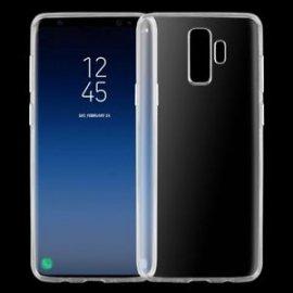 Funda Silicona Samsung S9 Transparente