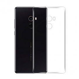 Funda Silicona Xiaomi Mi Mix2 Trasparente