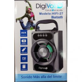 Altavoz Digivolt Bluetooth Md 27