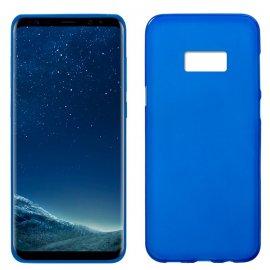 Funda Silicona Samsung S8 Azul
