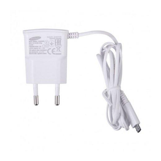 Cargador Basico Samsung con Cable Incluido Blanco 1a - Foto 1