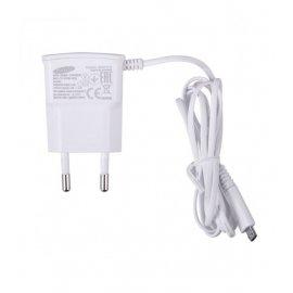 Cargador Basico Samsung con Cable Incluido Blanco 1a