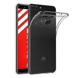 Funda Silicona Huawei P Smart Transparente
