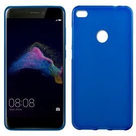 Funda Silicona Huawei P20 Lite Azul