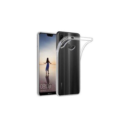 Funda Silicona Huawei P20 Lite Transparente - Foto 1