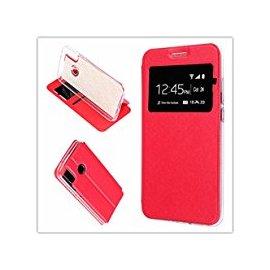 Funda Libro Huawei P20 Roja