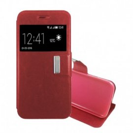 Funda Libro Huawei P20 Lite Roja