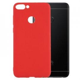 Funda Silicona Huawei P20 Roja