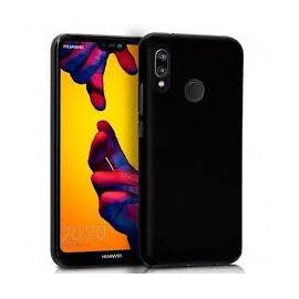 Funda Silicona Huawei P20 Lite Negra