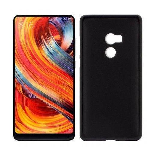 Funda Silicona Xiaomi Mi Mix 2 Negra - Foto 1