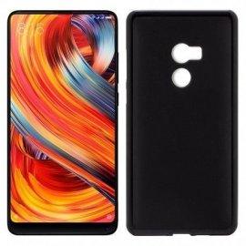 Funda Silicona Xiaomi Mi Mix 2 Negra