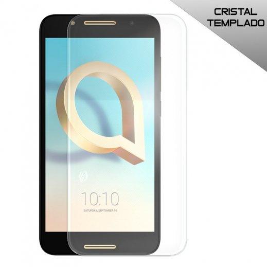 Protector Cristal Templado Alcatel A7 - Foto 1