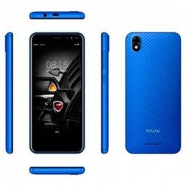 Telefono Qubo Eos Azul + Funda