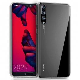 Funda Silicona Huawei P20 Pro Transparente
