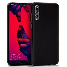 Funda Silicona Huawei P20 Pro Negra