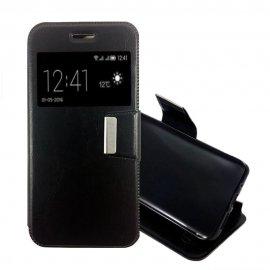Funda Libro Xiaomi Redmi 5 Plus Negra