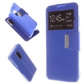 Funda Libro Xiaomi Redmi 5 Plus Azul