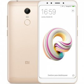 Xiaomi Redmi 5 Plus Dorado 64gb 4gb