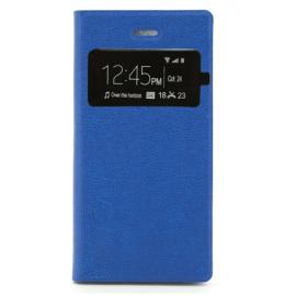 Funda Libro Iphone 7g 4.7 Azul