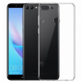 Funda Silicona Huawei Y9 2018 Trasnparente
