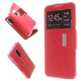 Funda Libro Xiaomi Redmi Note 5 Prime Roja