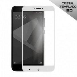 Protector Cristal Templado Xiaomi Redmi S2 3d Blanco