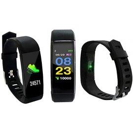 Smartband Prixton Pantalla Color con Actividades Deportivas