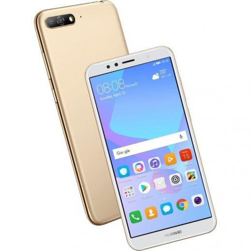 d273fc92f6d40 Huawei Y6 2018 16gb 2g Dorado. Comprar ofertas y precios bajos.