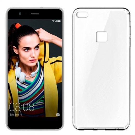 Funda Silicona Huawei Mate P10 Lite Trasnparente - Foto 1