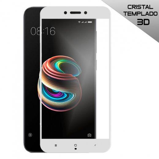 Protector Cristal Templado Xiaomi Redmi 5a 3d Blanco - Foto 1