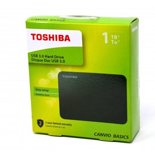 Disco Duro Externo Toshiba 1tb 2.5 3.0 - Foto 1