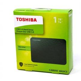 Disco Duro Externo Toshiba 1tb 2.5 3.0