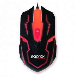 Raton Gaming Aqprox Appwrecker 2400dpi