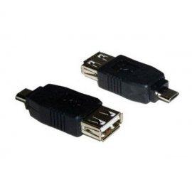 Adaptador Usb 2.0 Tipo A/h-micro B/m Am/v8