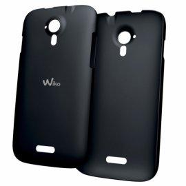 Carcasa Telefono Wiko Cink Five Negro Original