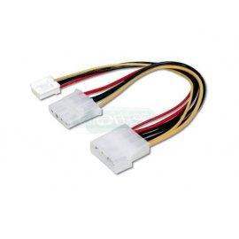 Cable Alimentacion Molex 5.25 M 2* 20cm Nano Cable