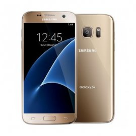 Samsung Galaxy S7 G930f Reacondicionado 32gb Dorado (un Año ...