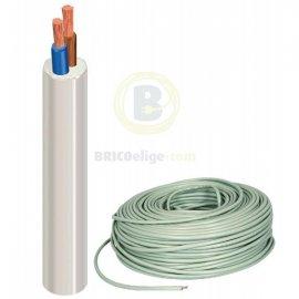 Manguera Electrica 3.075 Blanca